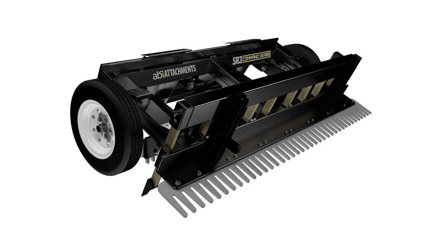 Skid Steer Rakes